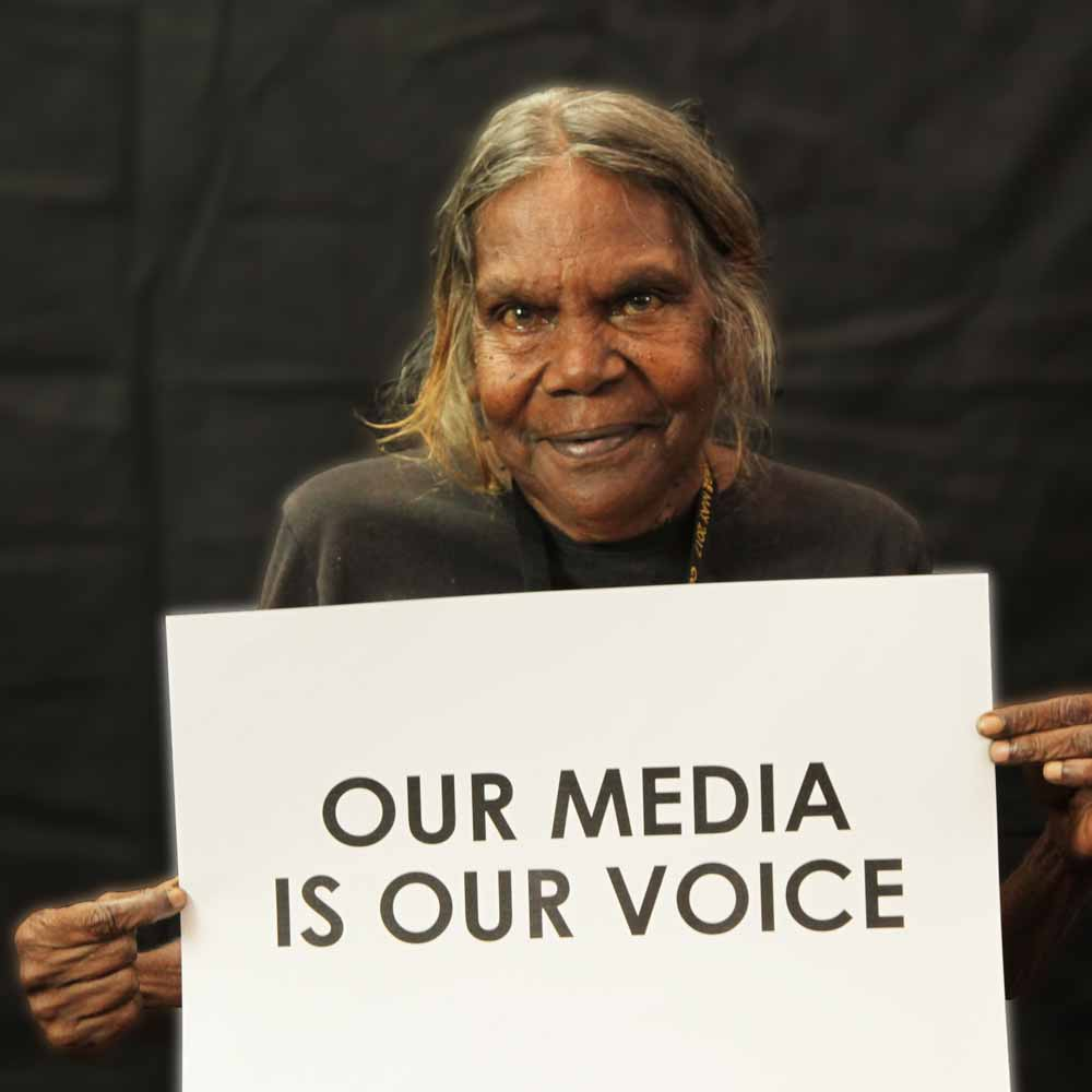 First Nations Media - Our Media is our voice